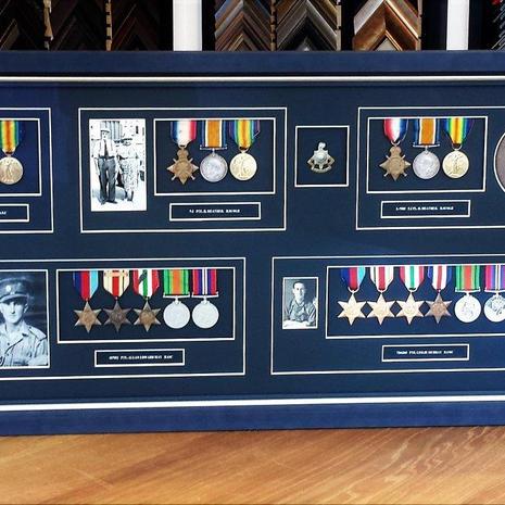 Medals - War