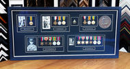Family War Medals