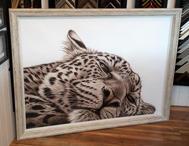 Leopard Pastel