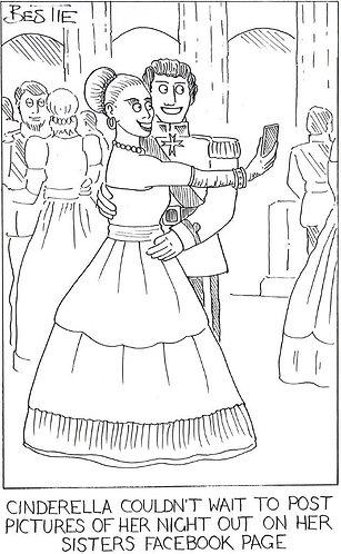Cinderella's Facebook