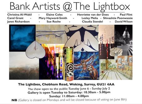 Bank Artists @ The Lightbox