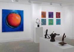 Andrew to show at Espacio Gallery