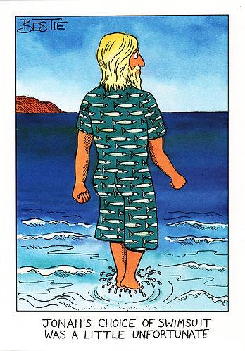 Jonah's Swimsuit
