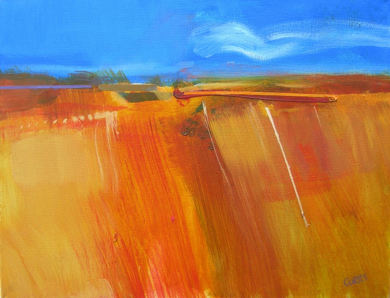 Yellow Fields 3 SOLD