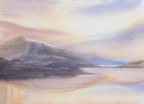 Through the Mist (Isle of Skye)