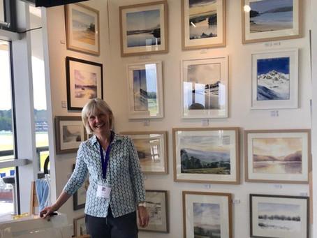 Contemporary Art Fair – Newbury Race Course