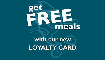 Seafare St. Johns Loyalty Card