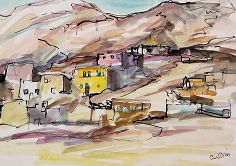 Village of the Tomb Raiders