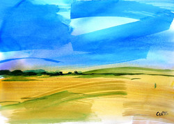 Masai Mara Landscape I SOLD