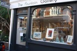 Fountain Gallery Exhibition