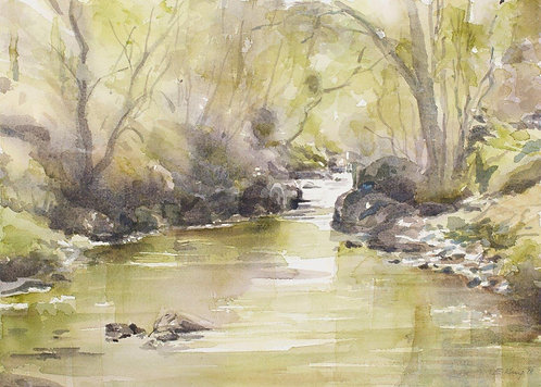 Idle River