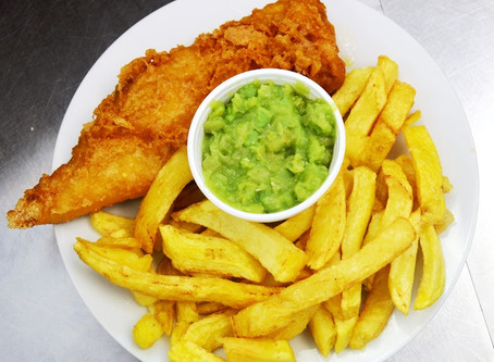 Protecting Britain's National Dish of fish and Chips