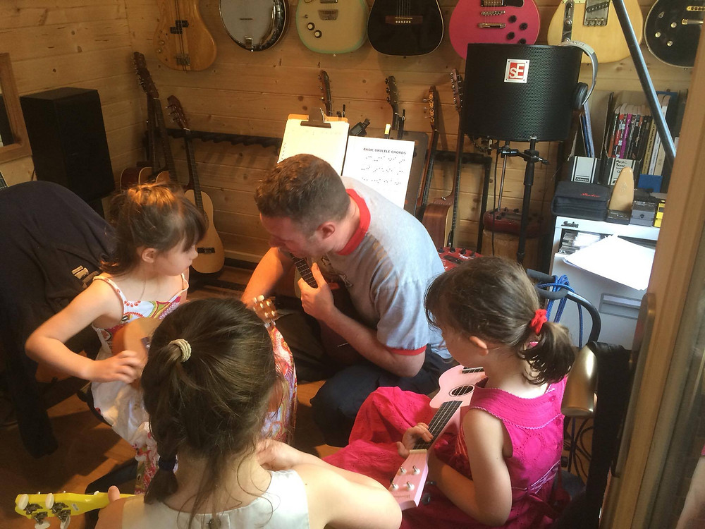 Maxfield Music Tuition