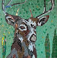 'Stag' by Lynn Fitzwalters