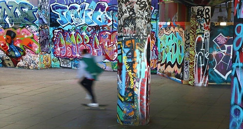 South Bank Sk8ers