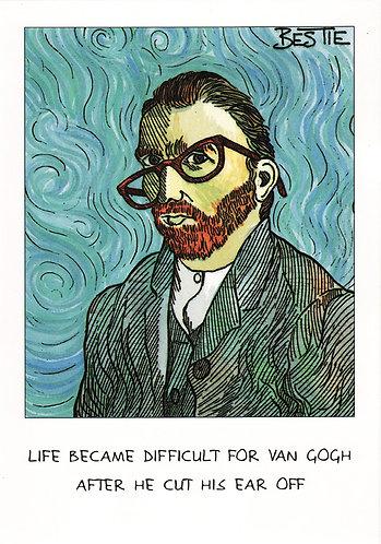 Van Gogh's Difficulties
