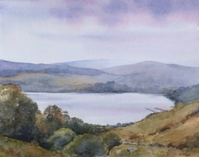 Loch Etive, Mists Descending