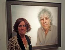 BP Portrait Exhibition Open