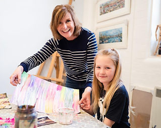 Childrens Art Classes with Grainne Roche