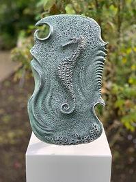 'Seahorse' by Lou Sainty
