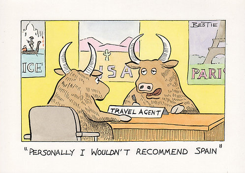 Travel Agent - Spain
