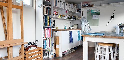 Henriette's Studio