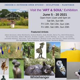 Art & Soul 2021 Artists Announced