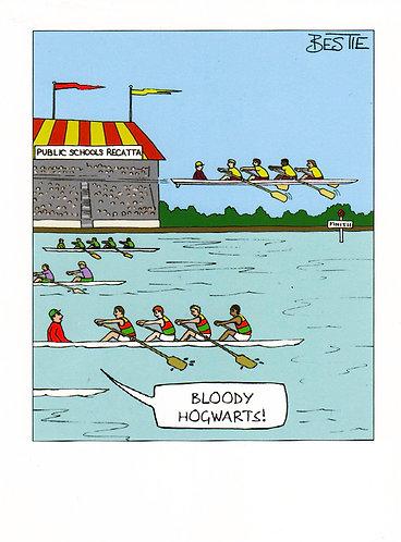 Bloody Hogwarts!
