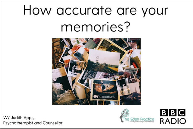 How accurate are your memories?
