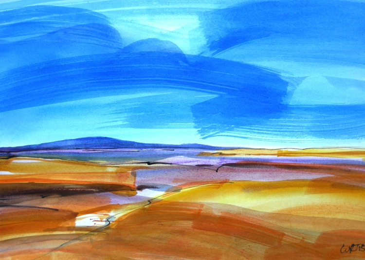 Desert Landscape III