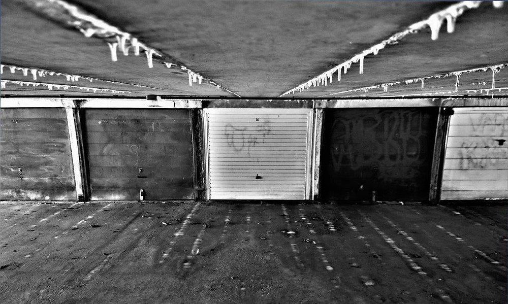 """Urban Stalactites"" by Jon McRae Photography"