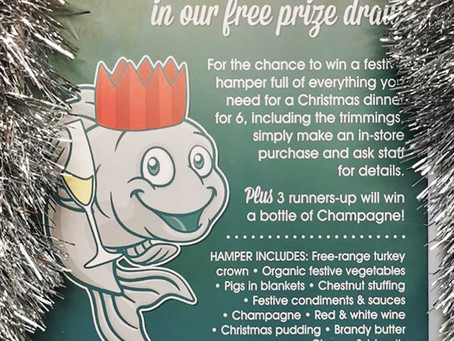 Win Your Christmas Dinner