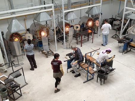 Nov 15 - Adam Aaronson - Studio Visit