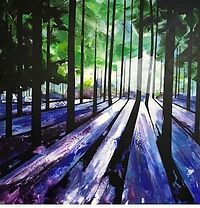 'Bluebells' by Fiona Pearce