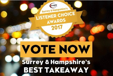 Vote Now for Best Takeaway