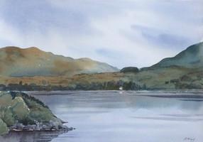 Loch Etive, Morning