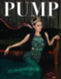 Pump Magazine, азаитка, азиатский типаж, в коронах, девушка красотка