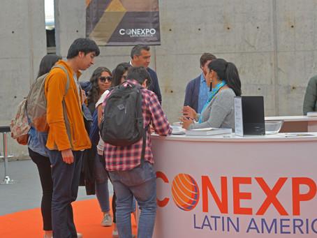 CONEXPO Latin America 2019 ha sido un éxito