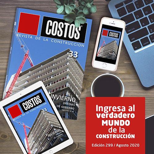 Edición 299 - Agosto 2020