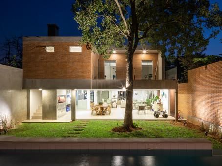 Casa Ocampo de Biocons Arquitectos