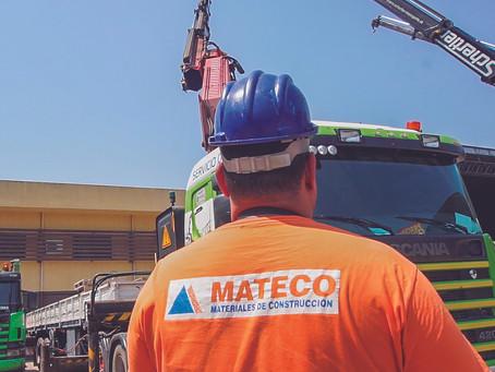 MATECO, DESDE 1997 Construyendo juntos con el País.