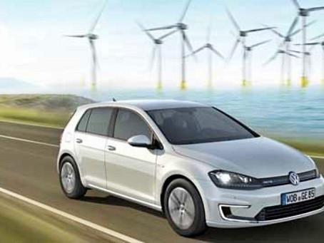 Volkswagen apuesta por usar energías renovables