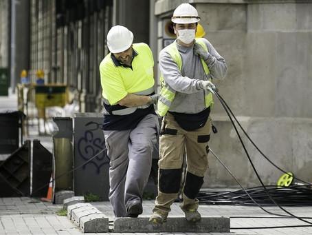 Como afecta el Covid - 19 a la industria de la construcción en nuestro medio