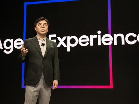 """Samsung Electronics declara la """"Era de experiencia"""" en CES 2020"""