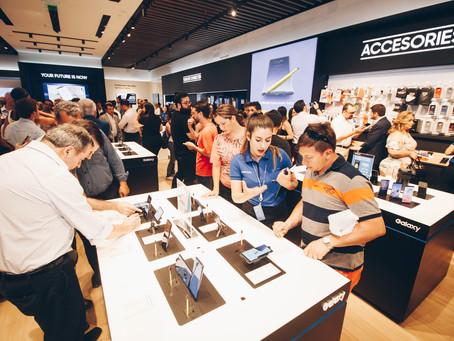 Samsung House celebró su primer aniversario brindando lo mejor en tecnología