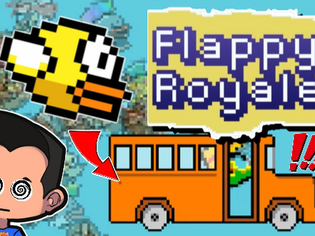 How To Download & Play The 'Flappy Royale' Beta
