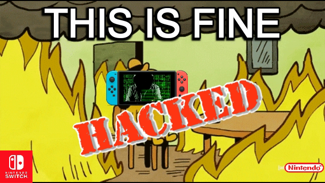 Nintendo Switch Officially Hacked!?