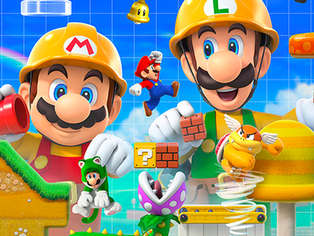 Super Mario Maker 2: Smash Course ID Megathread!