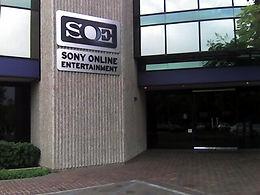 Sony Online Entertainment Main Building SOE Headquarters