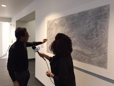 Birmingham Museum and Art Gallery interview